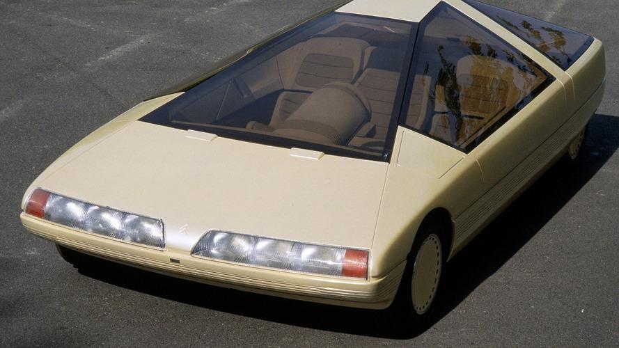 Concept We Forgot: 1980 Citroën Karin