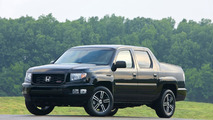 Honda Ridgeline to be dropped in 2014 - report