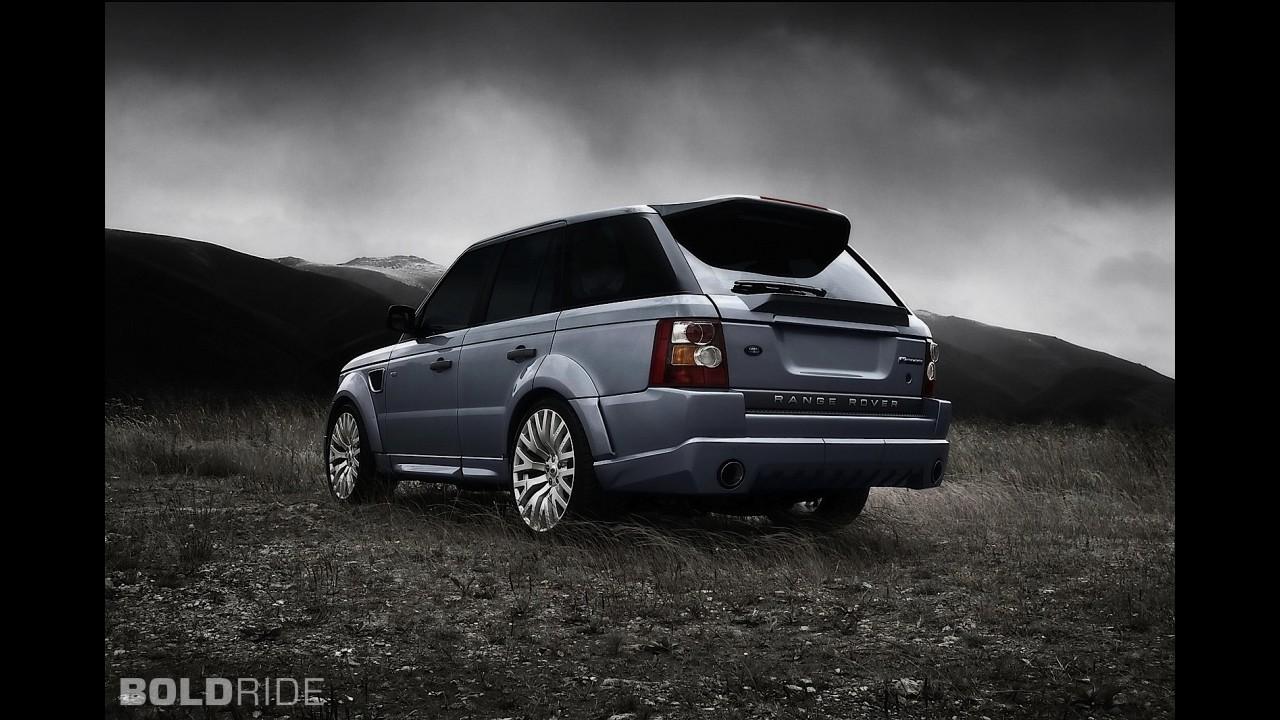 A. Kahn Design Range Rover Cosworth