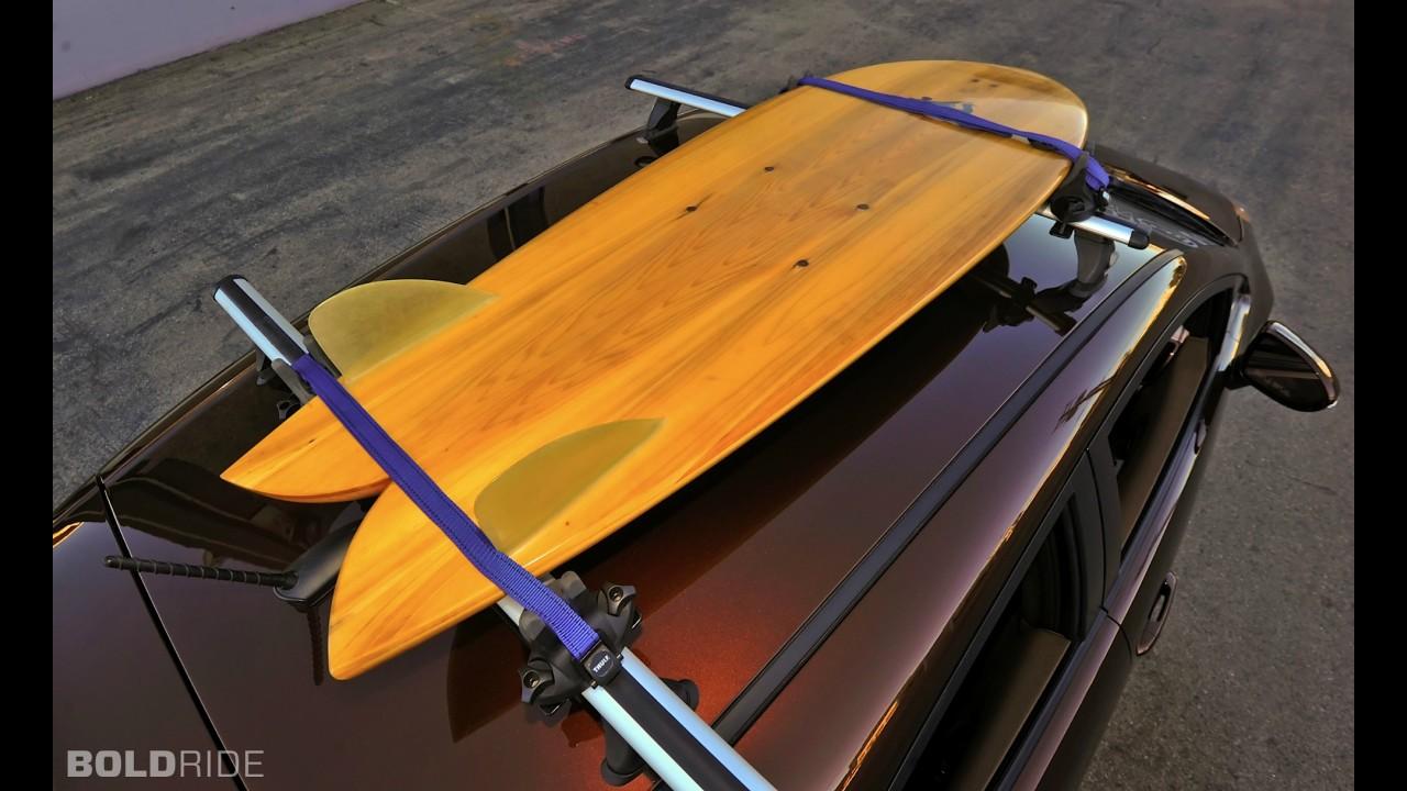 Kia Rio 5-door Retro Surf SEMA