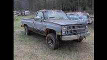 Chevrolet C2500 Short Box