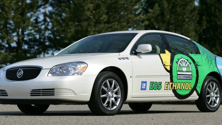 2009 Buick Lucerne E85 Capable
