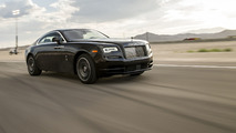 2017 Rolls-Royce Wraith Black Badge: First Drive