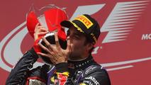 Beating Vettel 'says a lot about me' - Ricciardo
