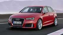 Audi won't offer a Plus variant of the RS3 Sportback