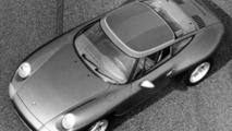 1989 Porsche Panamericana concept