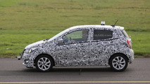 2016 Opel Karl / Vauxhall Viva spy photo