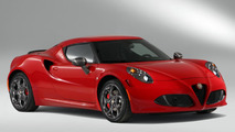 Alfa Romeo offically returning to the US, 4C to be shown in New York