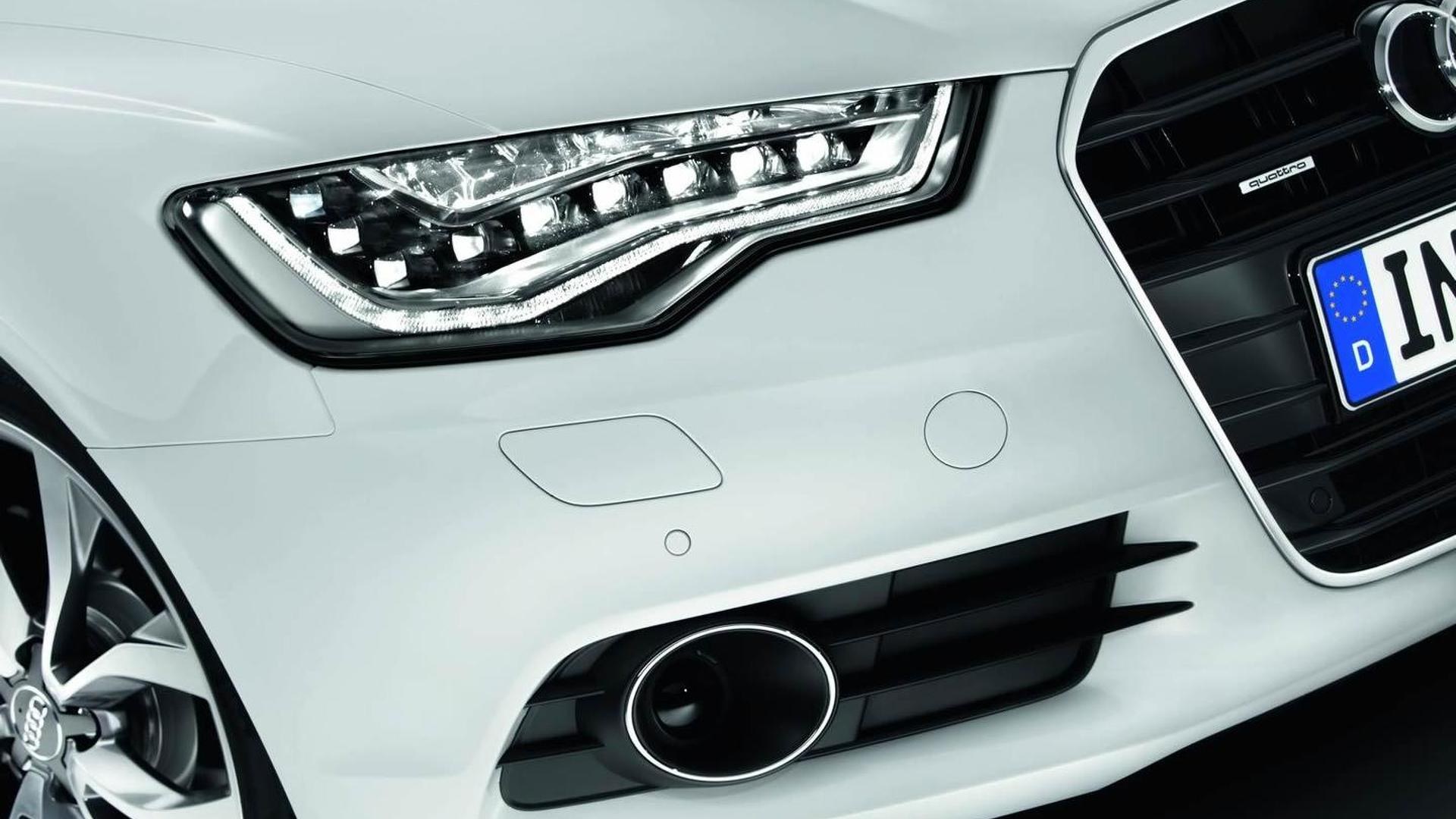 Audi's LED technology considered eco-innovation by EU [video]