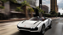 ItalDesign Giugiaro Parcour Roadster