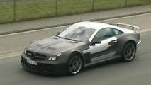 Mercedes SL65 AMG Black Series