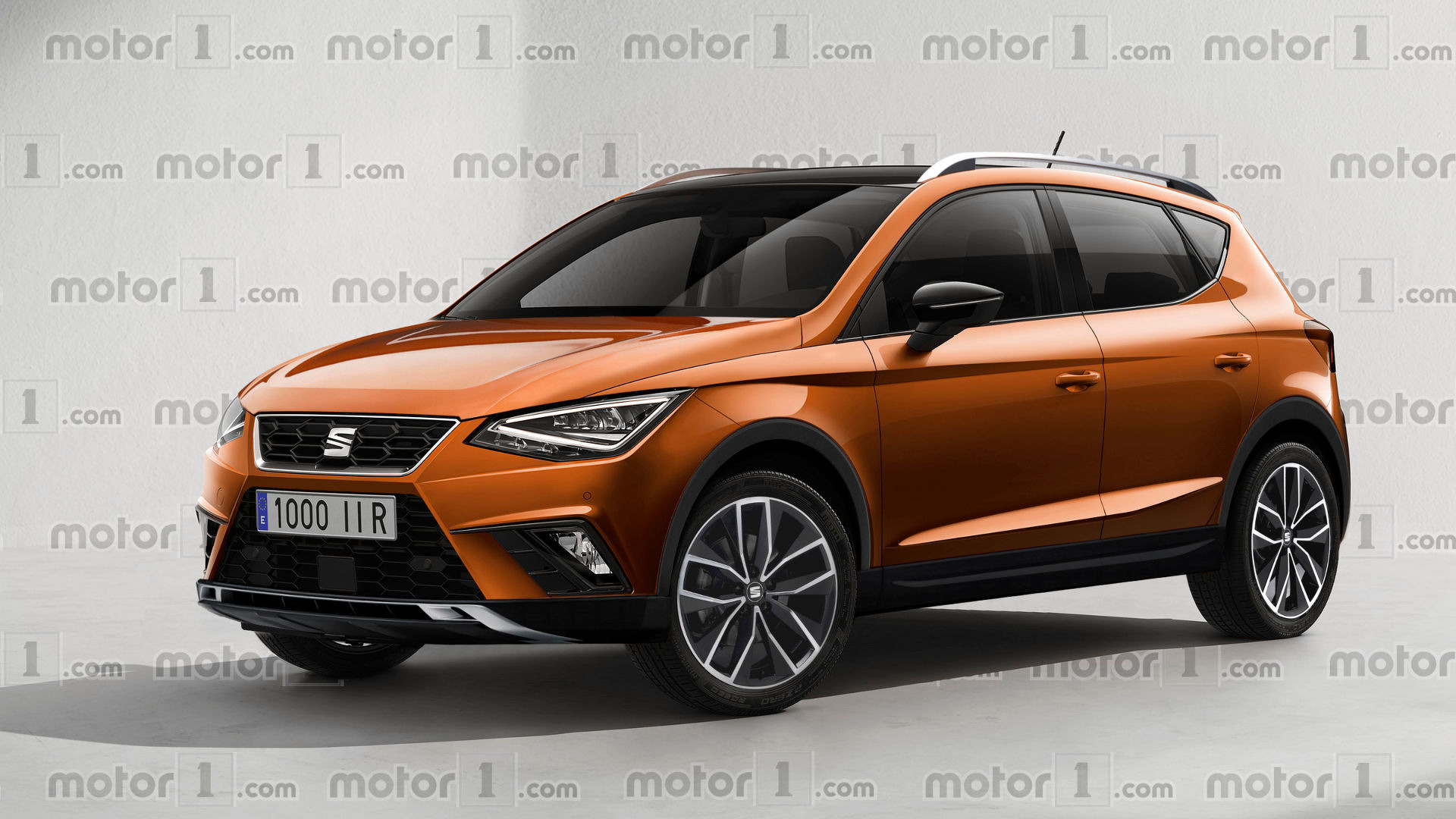 seat arona render previews the ibiza on high heels. Black Bedroom Furniture Sets. Home Design Ideas