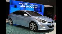 Novo Hyundai Elantra chega ao Brasil em 2011