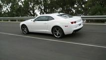 Now Testing Undisguised: Next Chevrolet Camaro