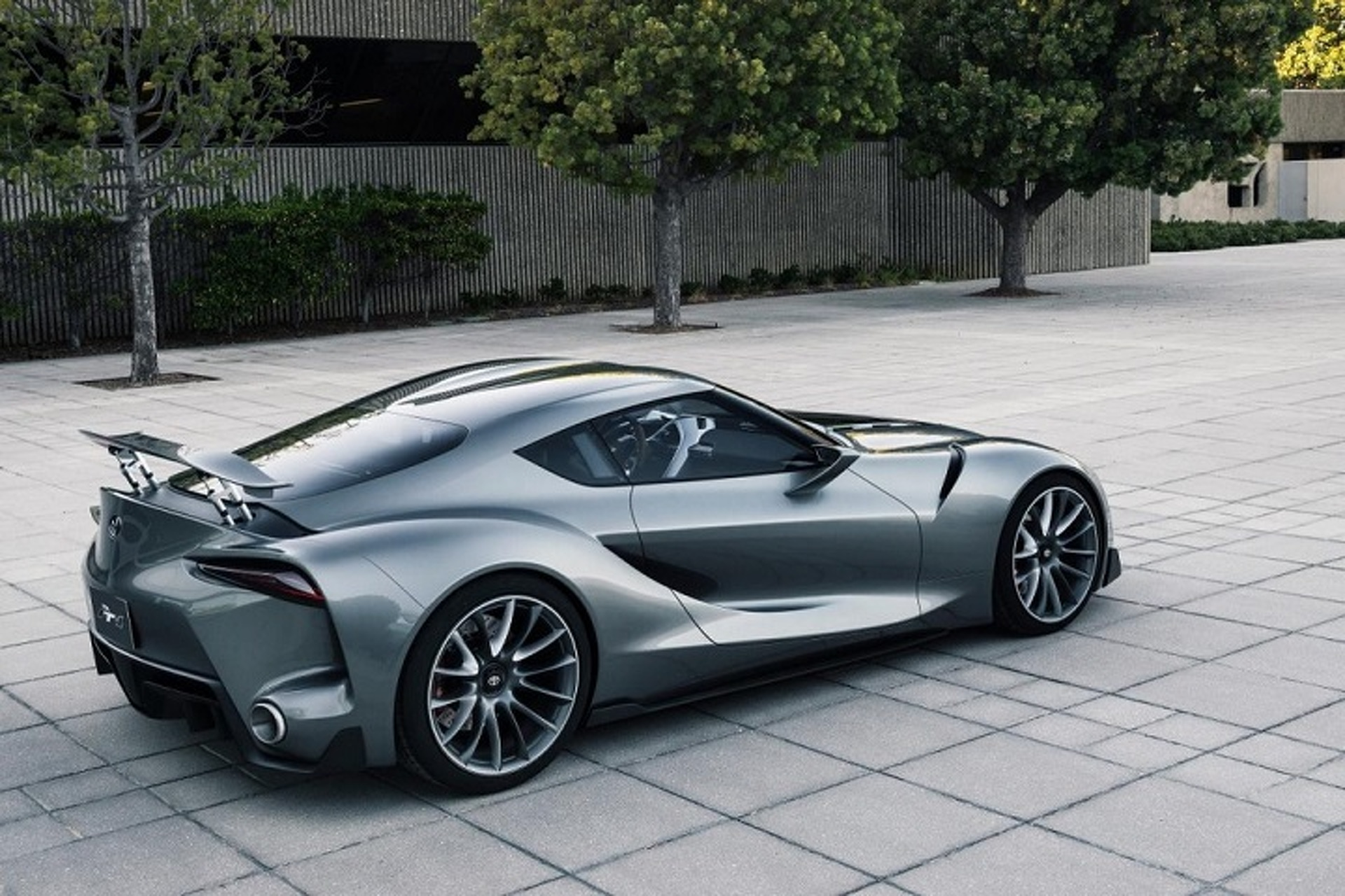 The Next Toyota Supra Might Be Called The S-FR