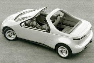 Pontiac Salsa Concept: 90s Styling, Modern Versatility