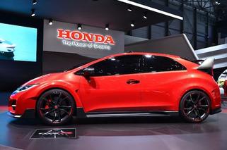 Geneva: 280HP Honda Civic Type R Makes Fiery Debut