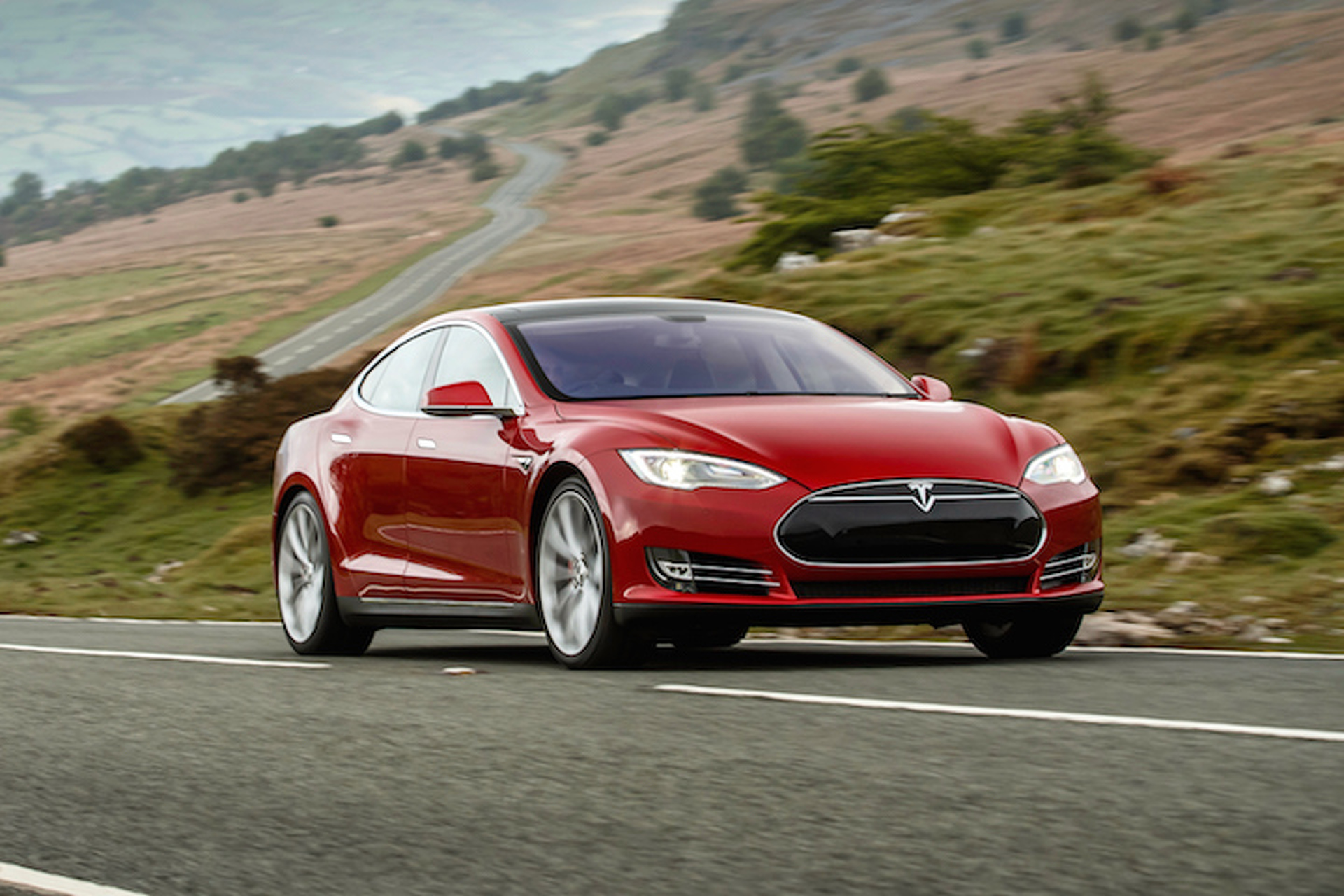 The Tesla Model S Has Been Hacked—But Tesla's Already Fighting Back
