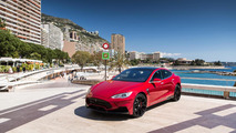 900 PS Tesla Model S P85D planned by LARTE with weight reduction included