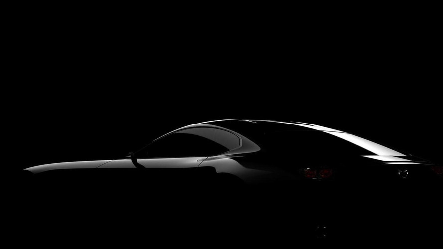 Mazda to show a rotary-powered RX-9 concept in Tokyo