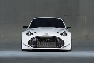 Toyota S-FR Racing Concept is the Meanest Little Race Car You've Ever Seen