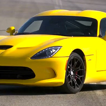 Edmunds Gets Their Lucky Paws on the SRT Viper GTS
