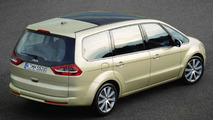 New Ford Galaxy