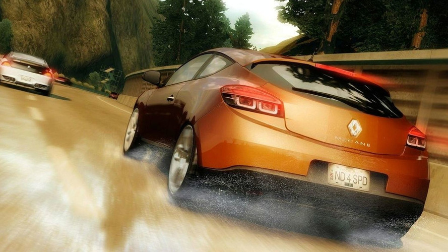 Renault Megane Coupe Featured in Need for Speed Trailer