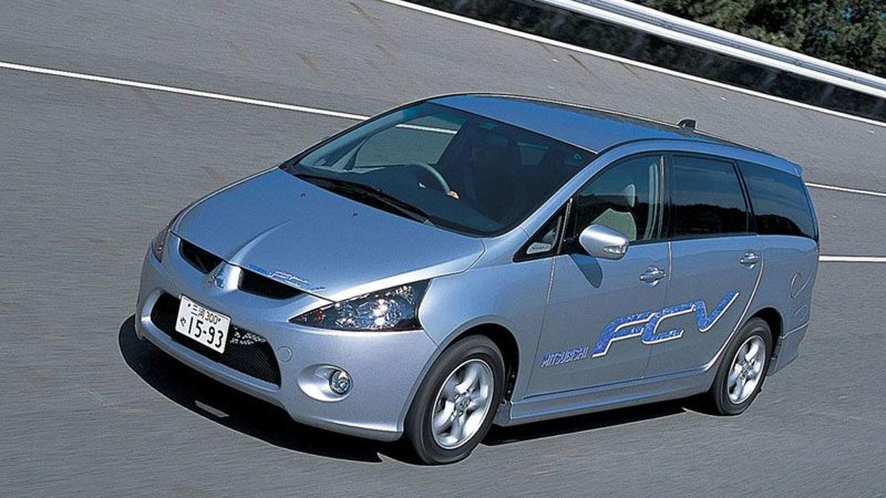 Mitsubishi FCV