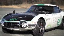 Toyota manual electric sports car rumors surface