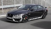 2013 Jaguar XFR-S spy photo 22.10.2012 / Automedia