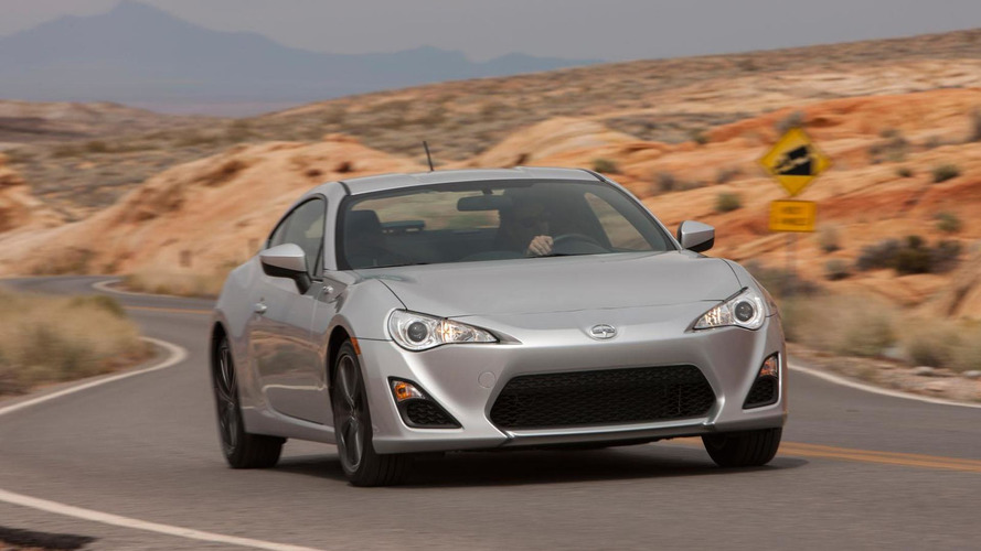 Scion FR-S Convertible & subcompact crossover shown at annual dealer meeting - report
