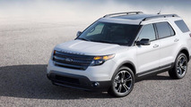 2013 Ford Explorer Sport with 365 hp EcoBoost engine on sale this fall [video]