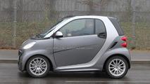 2013 smart fortwo facelift II 30.01.2012