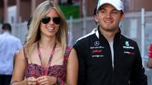 Rosberg turns down fiancee's ice-cream