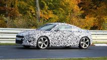 Third-gen Audi TT confirmed for Geneva launch in March, TT crossover considered