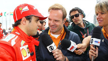 Massa claims to be 'as fast' as Alonso