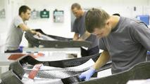 Aston Martin working on a new carbon fiber supercar?