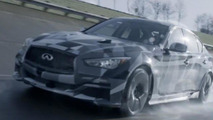 Infiniti Q50 Eau Rouge nearing production
