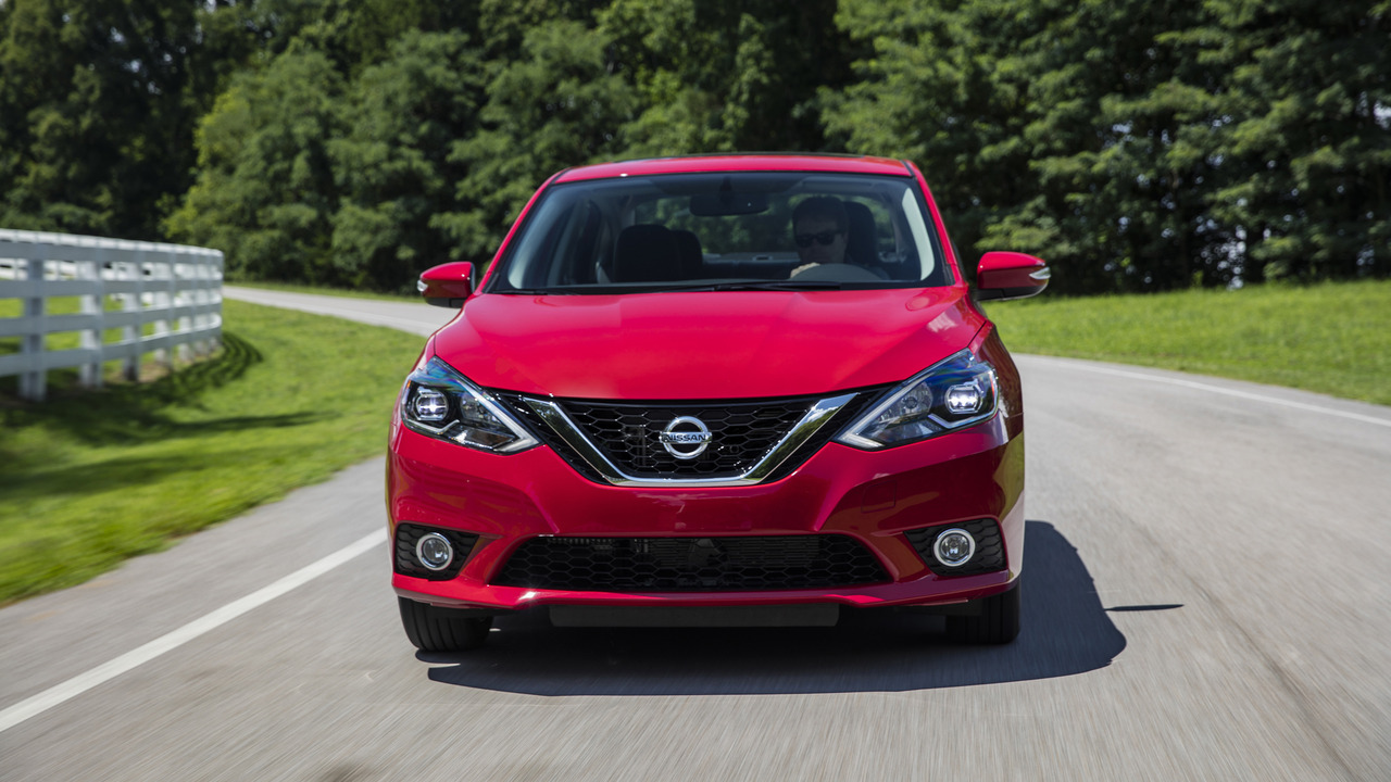 188 hp nissan sentra sr turbo adds some oomph to the lineup. Black Bedroom Furniture Sets. Home Design Ideas