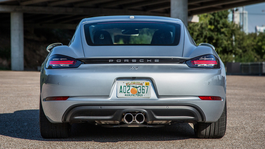 2017 Porsche 718 Cayman: First Drive