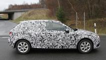 2013 Audi A3 spy photos 12.12.2011