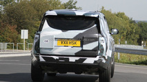 2013 Range Rover details emerge - report