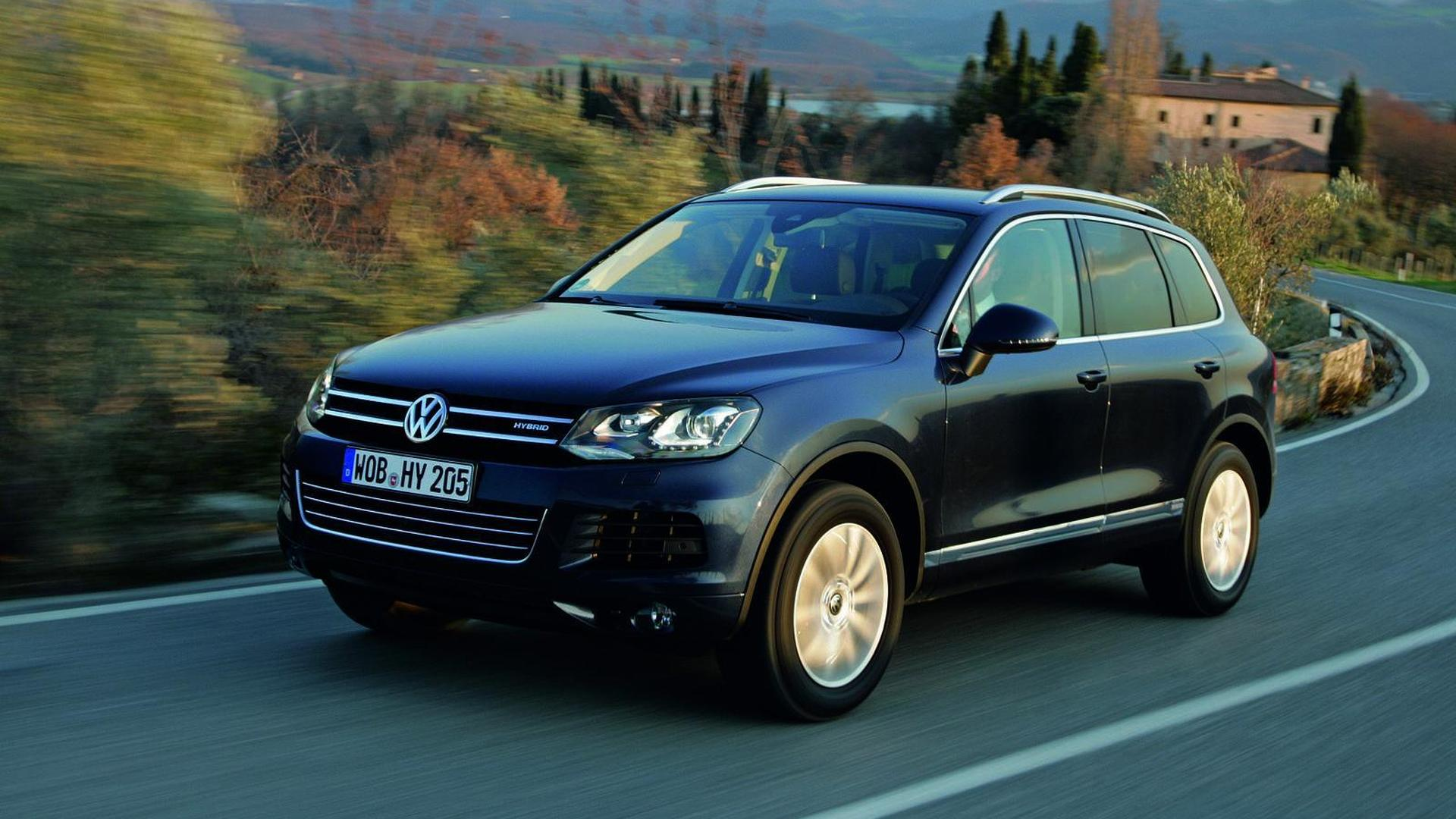 Volkswagen working on 7-seat crossover/SUV for U.S.