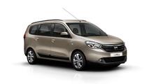 Dacia Lodgy starts at 9,900 euros in France