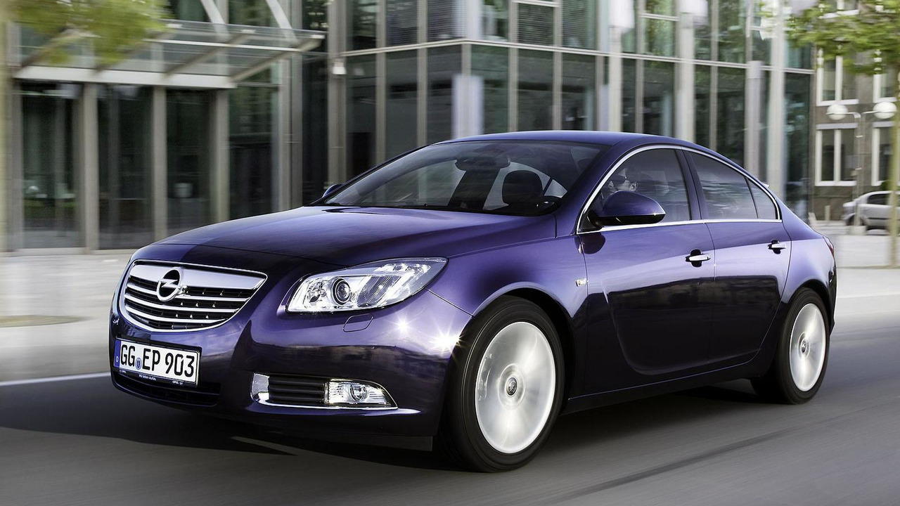 Opel Insignia BiTurbo - 5.12.2011