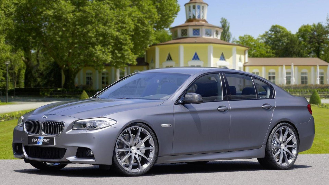Hartge H35d based on BMW 535d 19.10.2011