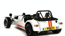 Caterham R500 Superlight Official Details and Specs