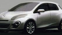 2011 Renault Clio Design Image