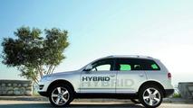 VW Touareg V6 TSI Hybrid